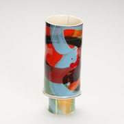 3_Elke Sada_Capriccio_Vase_H.31cm