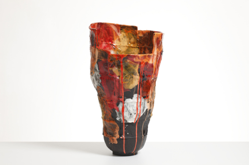 Elke Sada_Turdus iliacus (Hallstattpiece)_2011_H. 50cm