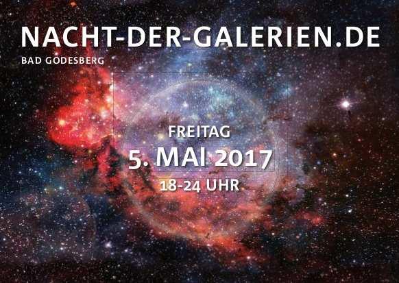 Nacht der Galerie Bad Godesberg 2017 (Copyright Hofmann)