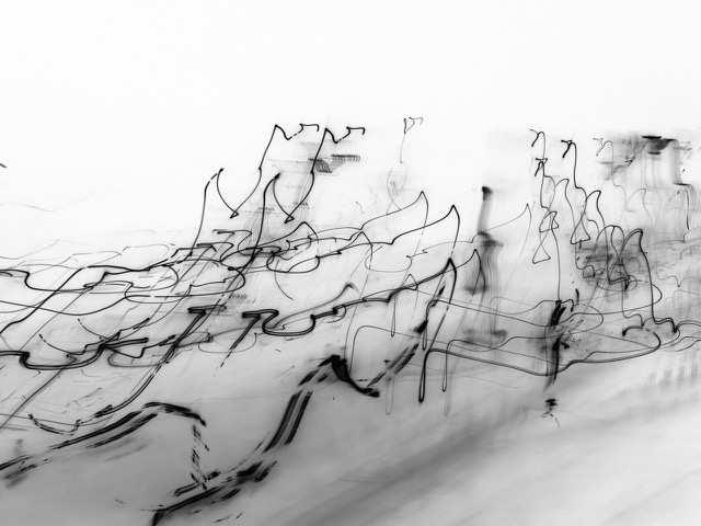 """Henriette Tomasi, """"Nacht"""", Fotoarbeit;"""