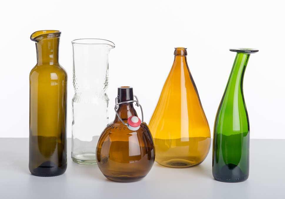 Laura Jungmann, Cornelius Reer (Samesame), Flaschenupcycling; (Foto und Copyright: Samesame)